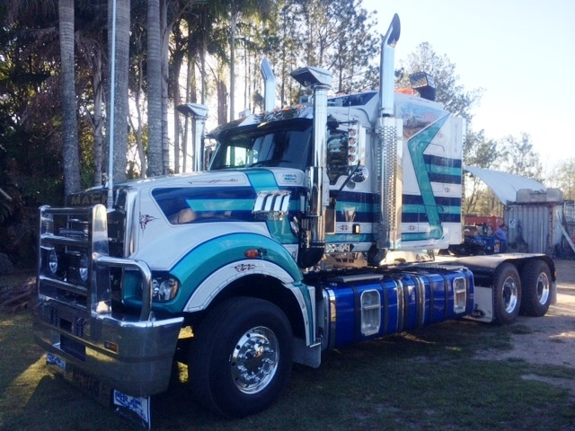 RWI -- Truck Spray Painting and Sandblasting - Brisbane, Queensland